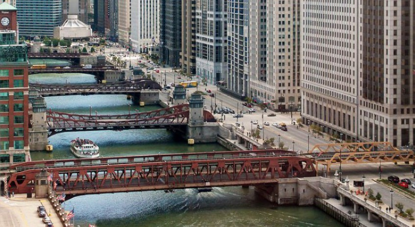 Main Stem of the Chicago River